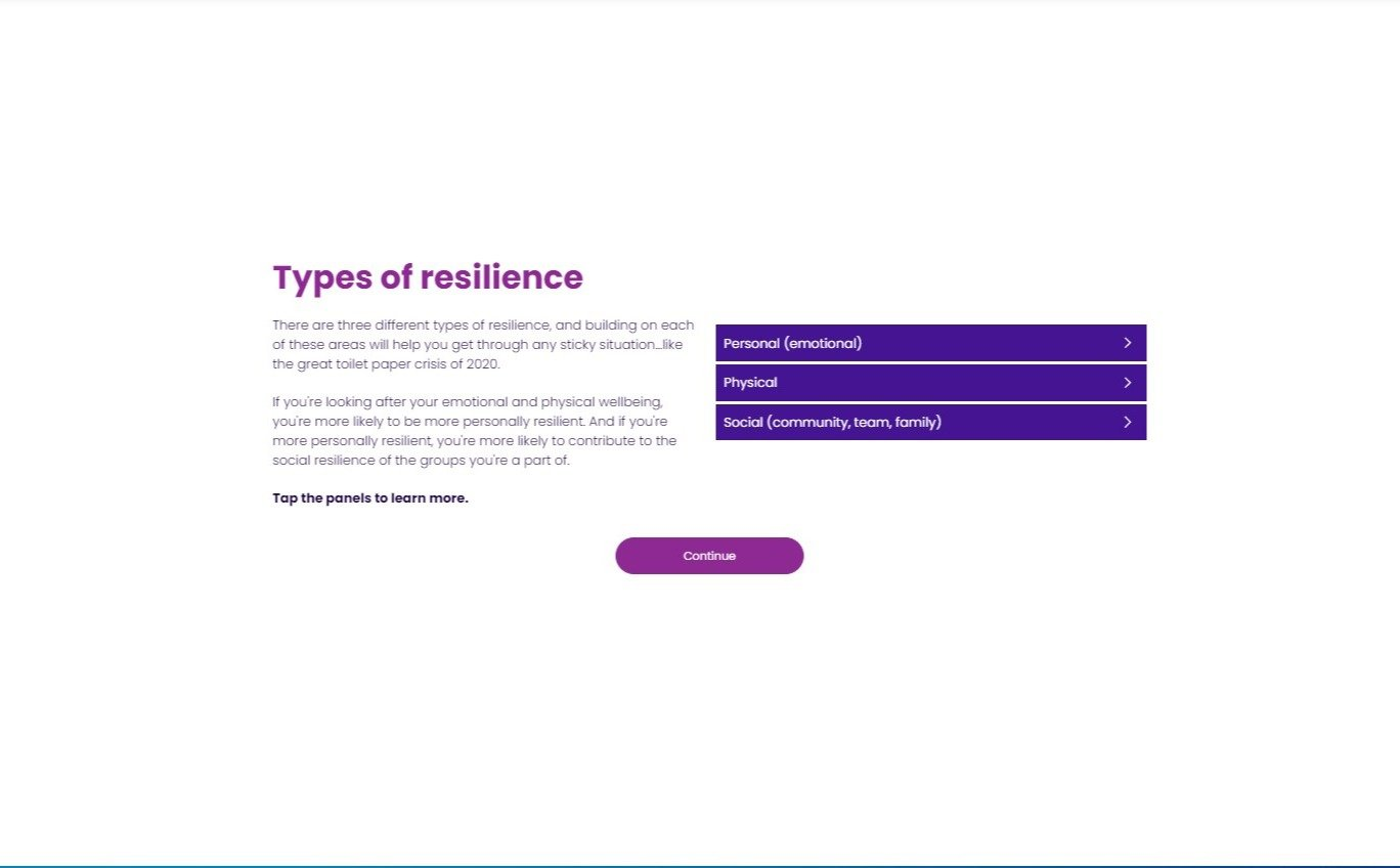 Resilience Module  1
